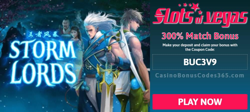 Slots of Vegas | Casino Bonus Codes 365