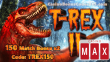 Casino Max New RTG Game T-Rex II Special Offer