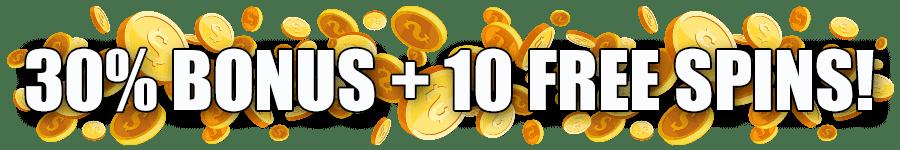 Omni Slots Wake Up Bonus