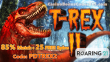 Roaring 21 New RTG Game T-Rex II Payday Special Promo