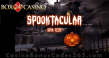 Box 24 Casino Spooktacular Spin Fest Weekly FREE Spins Raffle