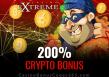Casino Extreme 200% Crypto Bonus