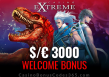 Casino Extreme 100% Boost Welcome Bonus