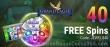 Grand Eagle Casino Exclusive Offer 40 FREE Gems N Jewels Spins