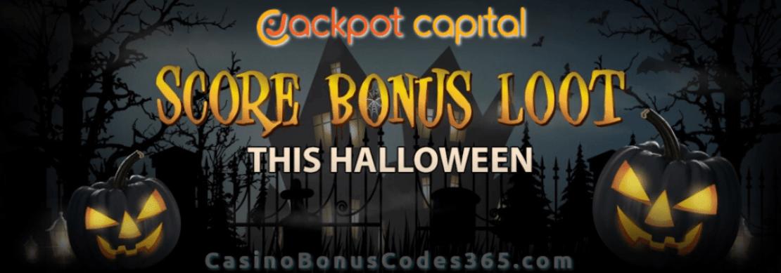 Jackpot Capital Haunting Halloween Bonus Weekend
