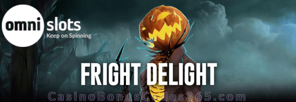 Omni Slots Fright Delight Bonus