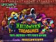 Uptown Aces Halloween Treasures 131% Bonus plus 77 FREE Spins New RTG Game Special Deal