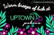 Uptown Pokies Warm Breeze Luck October Bonus Pack RTG Aladdin's Wishes