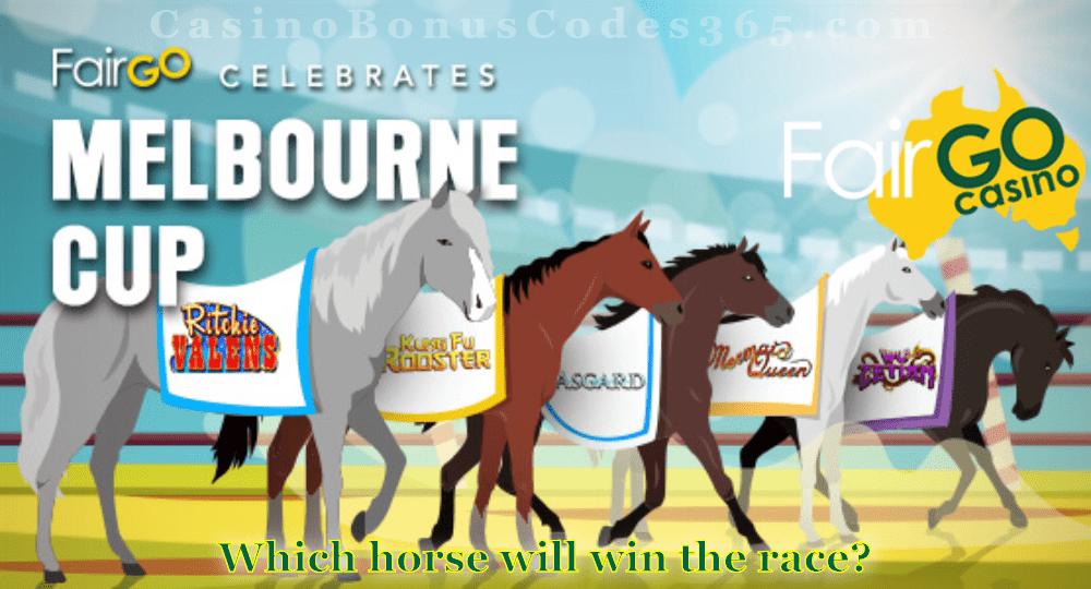 Fair Go Casino Melbourne Cup Special Offer
