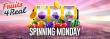 Fruits4Real Spinning Monday Bonus