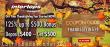 Intertops Casino Red 125% Match Special Thanksgiving Bonus