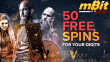 mBit Casino 50 FREE Spins Welcome Deal