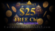 Royal Ace Casino $25 No Deposit FREE Chip Special Deal