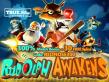 True Blue Casino Rudolph Awakens New RTG Game Special Promo