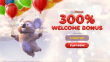 BoVegas 300% Match Welcome Bonus