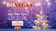 BoVegas Casino $30 FREE Chip plus 350% Match Bonus Jolly Christmas Offer