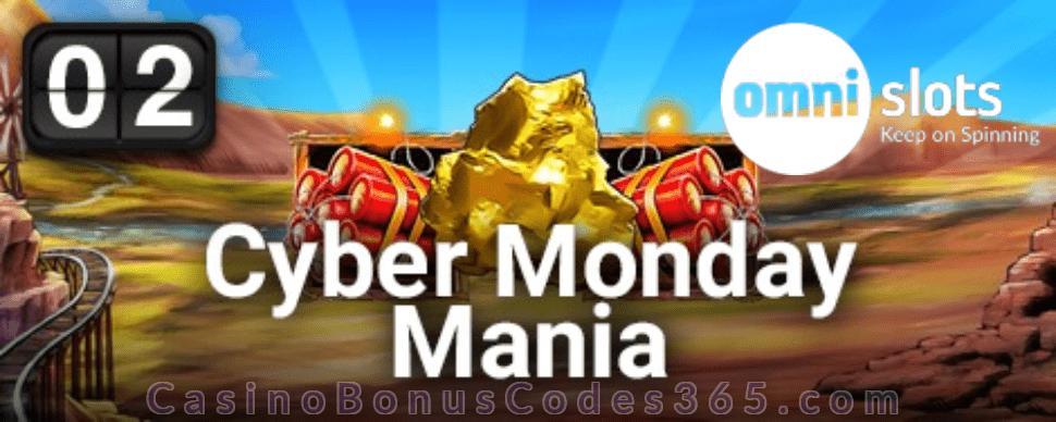 Omni Slots Cyber Monday Mania Bonus