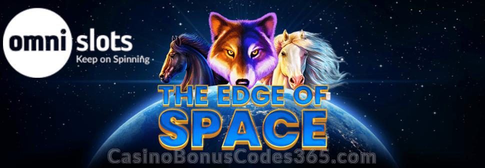 Omni Slots Edge of Space Tournament