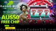 Raging Bull Casino $50 FREE Chip No Deposit Welcome Offer