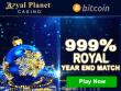 Royal Planet Casino 999% Royal Match