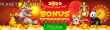 Planet 7 Casino 260% No Max Bonus plus 50 FREE Spins on RTG Fire Dragon Chinese New Year Special Offer