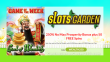 Slots Garden Game of the Week RTG God of Wealth 250% No Max Bonus plus 50 FREE Spins on Top