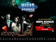 Vegas Casino Online $20 FREE Chip Special Valentine's Day Deal RTG Eternal Love