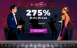 El Royale Casino 250% Match Slots Bonus Welcome Deal