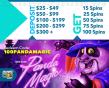 SlotoCash Casino Daily 100 FREE RTG Panda Magic Spins