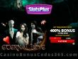 SlotsPlus 30 FREE Spins on RTG Eternal Love Special Valentine's Day Deal