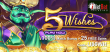 iNetBet Casino 100% Match plus 25 FREE 5 Wishes Spins New RTG Game Special Deal