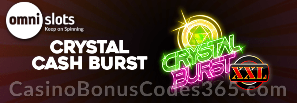 Omni Slots Crystal Cash Burst