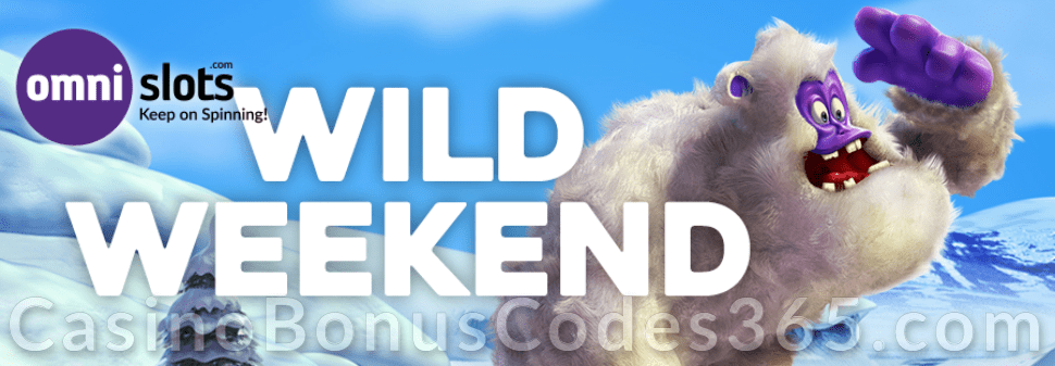 Omni Slots March 2020 Wild Weekend