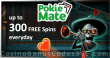 Pokie Mate up to 300 FREE Spins Daily