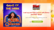 Slot Madness Game of the Week 250% No Max Bonus plus 50 FREE NuWorks Silk Caravan Spins Special Deal