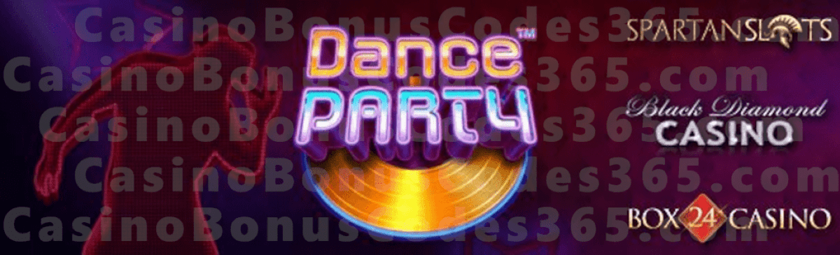 Box 24 Casino Black Diamond Casino Spartan Slots New Pragmatic Play Game Dance Party is LIVE