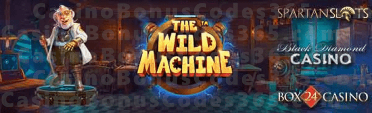 Box 24 Casino Black Diamond Casino Spartan Slots Pragmatic Play The Wild Machine