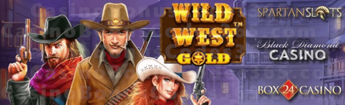 Box 24 Casino Black Diamond Casino Spartan Slots New Pragmatic Play Game Wild West Gold is LIVE