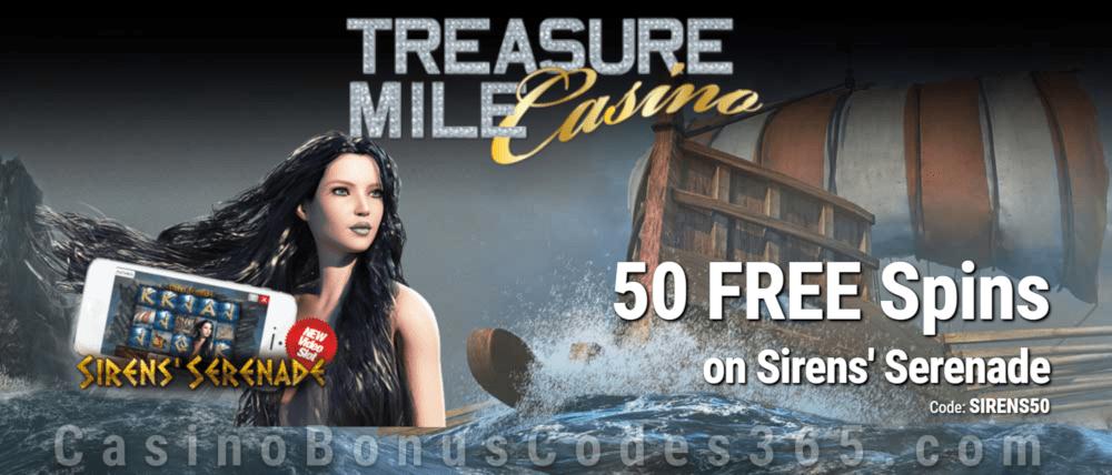 Treasure Mile No Deposit Bonus Codes 2021