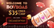 BoVegas Casino $35 FREE Chip Exclusive No Deposit Offer