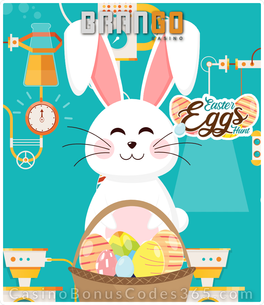 Casino Brango Crazy Easter Hunt 2020