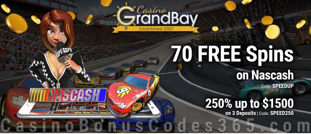 Casino Grandbay Casino Bonus Codes 365
