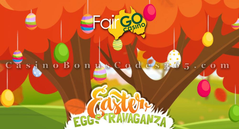 Fair Go Casino 12 Days Easter 2020 Eggstravaganza