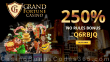Grand Fortune Casino 250% No Rules Slots Bonus