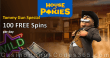 House of Pokies 100 FREE Spins Daily Deal