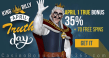 King Billy Casino April Truth Day Special Deal Relax Gaming Money Train