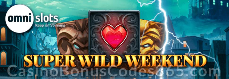 Omni Slots Super Wild Weekend