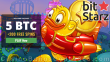 Bitstarz Casino 5 BTC plus 200 FREE Spins Welcome Package