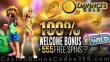 Da Vinci's Gold 100% Match Bonus plus 555 FREE Spins on Rival Gaming Gold Bricks Welcome Offer