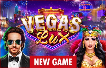Intertops Casino Red 125% Bonus plus 50 FREE Vegas Lux Spins New RTG Game Special Offer